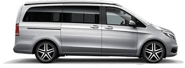 Mercedes Benz V Class Extra Long